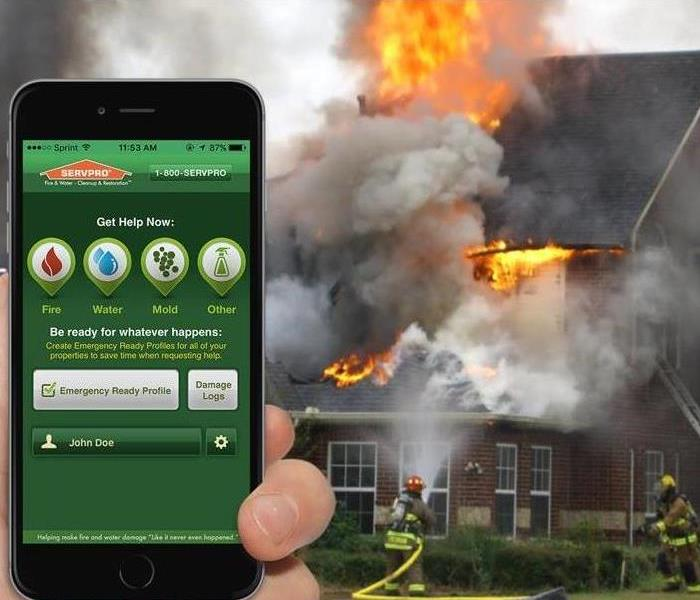 When Fire Strikes, A Plan is Always in Your Hand.