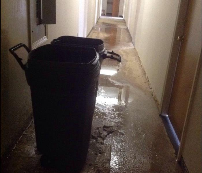 Water Damage in Lawrence, MA