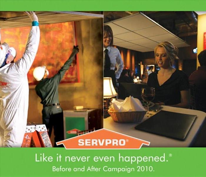 Commercial SERVPRO of Lawrence, Methuen, and Dracut At Your Service